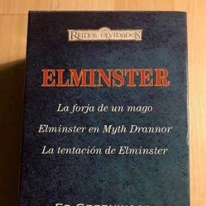 ELMINSTER La forja de un mago, Elminster en Myth Drannor, La tentación de Elminster 2009