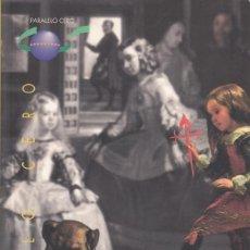 Libros de segunda mano: ELIACER CANSINO. EL MISTERIO VELÁZQUEZ. BRUÑO, MADRID 2002.. Lote 138612278
