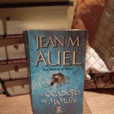 Libros de segunda mano - Jean M auel los cazadores de mamuts - 138903673