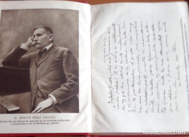 Libros de segunda mano: BENITO PÉREZ GALDOS OBRAS COMPLETAS EPISODIOS NACIONALES 1944-1945 TRES TOMOS - Foto 2 - 138941902