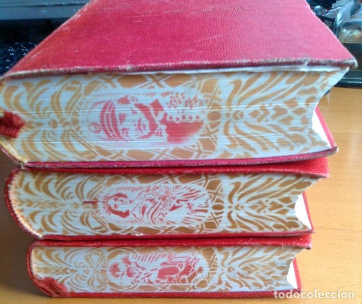Libros de segunda mano: BENITO PÉREZ GALDOS OBRAS COMPLETAS EPISODIOS NACIONALES 1944-1945 TRES TOMOS - Foto 9 - 138941902