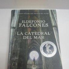 Libros de segunda mano: LA CATEDRAL DEL MAR. ILDEFONSO FALCONES. ED. DEBOLSILLO. Lote 139311106