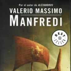 Libros de segunda mano: VALERIO MASSIMO MANFREDI - ODISEO. EL RETORNO.. Lote 139900086