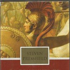 Libros de segunda mano: STEVEN PRESSFIELD. LA CONQUISTA DE ALEJANDRO MAGNO. GRIJALBO PRIMERA EDICION. Lote 140576922