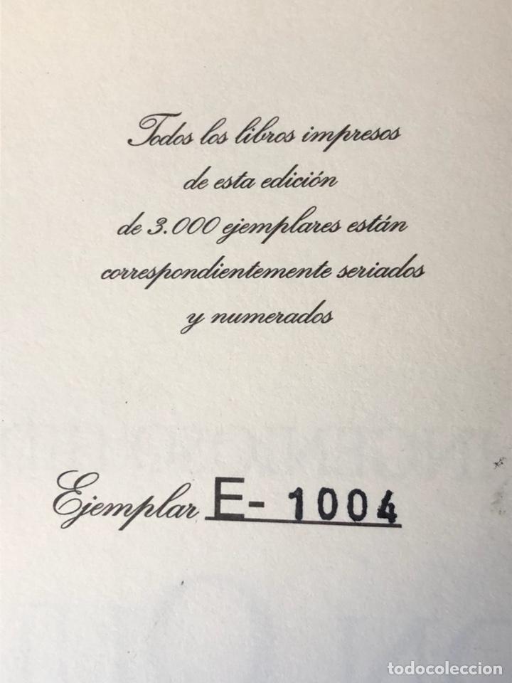 Libros de segunda mano: Lote de 2 tomos del quijote ilustrado por Daniel urrabieta, envío gratis - Foto 5 - 143871169