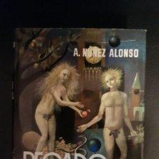 Libros de segunda mano: PECADO ORIGINAL. A NUÑEZ ALONSO. Lote 144894462