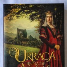 Libros de segunda mano: URRACA REINA DE ASTURIAS. MARÍA TERESA ÁLVAREZ.PRIMERA EDICIÓN AUTOGRAFIADA.. Lote 144968042