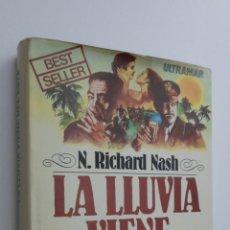 Libros de segunda mano: LA LLUVIA VIENE DEL ESTE - NASH, N. RICHARD. Lote 145081006