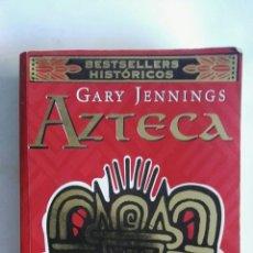 Libros de segunda mano: AZTECA GARY JENNINGS PLANETA. Lote 145966337