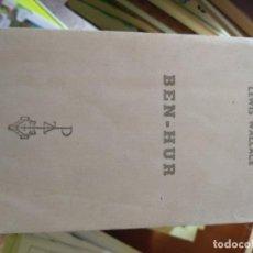 Libros de segunda mano: BEN-HUR LEWIS WALLACE. Lote 147329714
