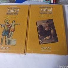 Libros de segunda mano: ANIBAL I Y II GISBERT HAEFS. Lote 147524809