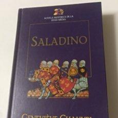 Libros de segunda mano: SALADINO GENEVIEVE CHAUVEL. Lote 147609054