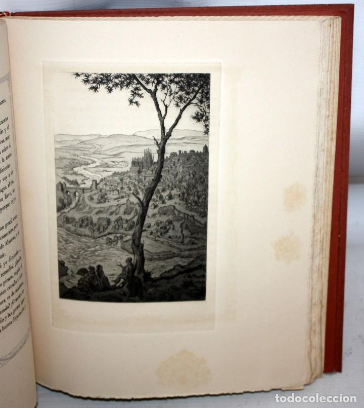 Libros de segunda mano: LA VIDA DE LAZARILLO DE TORMES Y DE SUS FORTUNAS Y ADVERSIDADES-1942. - Foto 9 - 147643842
