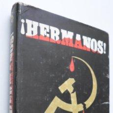 Libros de segunda mano: HERMANOS - HERRICK, WILLIAM. Lote 147801592