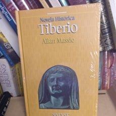 Libros de segunda mano: TIBERIO ALLAN MASSIE PRECINTADO. Lote 148641465