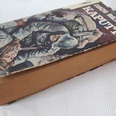 Libros de segunda mano: KAPUTT. (CURZIO MALAPARTE). Lote 151663246