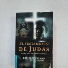 Libros de segunda mano: EL TESTAMENTO DE JUDAS. - DANIEL EASTERMAN. TDK367. Lote 151710234