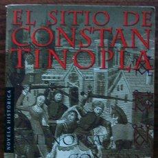 Libros de segunda mano: EL SITIO DE CONSTANTINOPLA. MIKA WALTARI. Lote 151995586