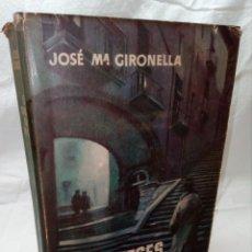 Libros de segunda mano: LOS CIPRESES CREEN EN DIOS (JOSE MARIA GIRONELLA) EDITORIAL PLANETA. 4ª EDICIÓN 1953 (MÁS REGALO). Lote 152291626