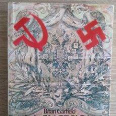 Libros de segunda mano: LA SUCESION ROMANOV - BRIAN GARFIELD. Lote 152538150