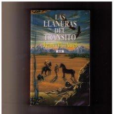 Libros de segunda mano: LAS LLANURAS DEL TRANSITO - JEAN M. AUEL. Lote 152555702