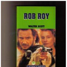 Libros de segunda mano: ROB ROY - WALTER SCOTT. Lote 152556722