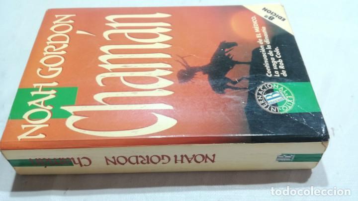 CHAMANNOAH GORDONEDICIONES B (Libros de Segunda Mano (posteriores a 1936) - Literatura - Narrativa - Novela Histórica)