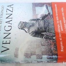 Libros de segunda mano: LOS HIJOS DEL REY VIKINGO - VENGANZA - LASSE HOLM -ESPASA - TAPAS DURAS + CUBIERTA. Lote 154329738