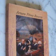 Libros de segunda mano: TERRITORIO COMANCHE. ARTURO PÉREZ REVERTE. OLLERO & RAMOS, 1997.. Lote 155160346