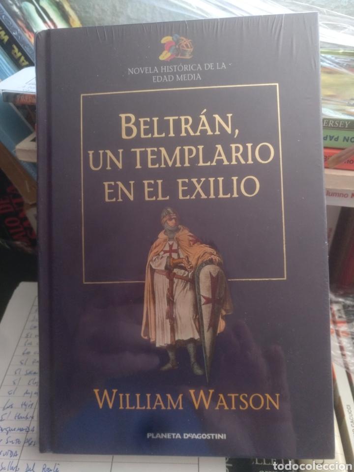 BELTRAN UN TEMPLARIO EN EL EXILIO (Libros de Segunda Mano (posteriores a 1936) - Literatura - Narrativa - Novela Histórica)