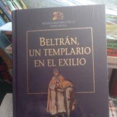 Libros de segunda mano: BELTRAN UN TEMPLARIO EN EL EXILIO. Lote 155360040