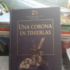 Libros de segunda mano: UNA CORONA EN TINIEBLAS P.C. DOHERTY. Lote 155361058
