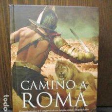 Libros de segunda mano: CAMINO A ROMA. BEN KANE. TAPA DURA - COMO NUEVO. Lote 155686566