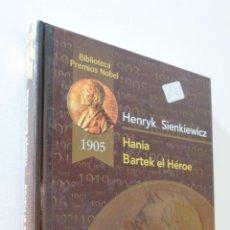 Libros de segunda mano: HANIA - BARTEK EL HÉROE - SIENKIEWICZ, HENRYK. Lote 155772897
