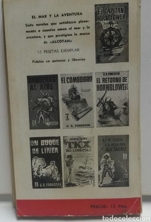 Libros de segunda mano: Alcontan n67 ediciones GP1958 EL CAPITÁN CAUTELA .KENNETH ROBERTS - Foto 2 - 156560072