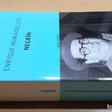 Libros de segunda mano: NEGRIN - ENRIQUE MORADIELLOS - QUINTETO. Lote 156924290