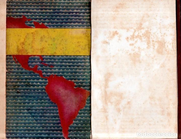 Libros de segunda mano: LOS PASOS PERDIDOS. ALEJO CARPENTIER. E. D. I. A. P. S. A. 1ª EDICION. 1953. 2000 EJEMPLARES. - Foto 9 - 158508822