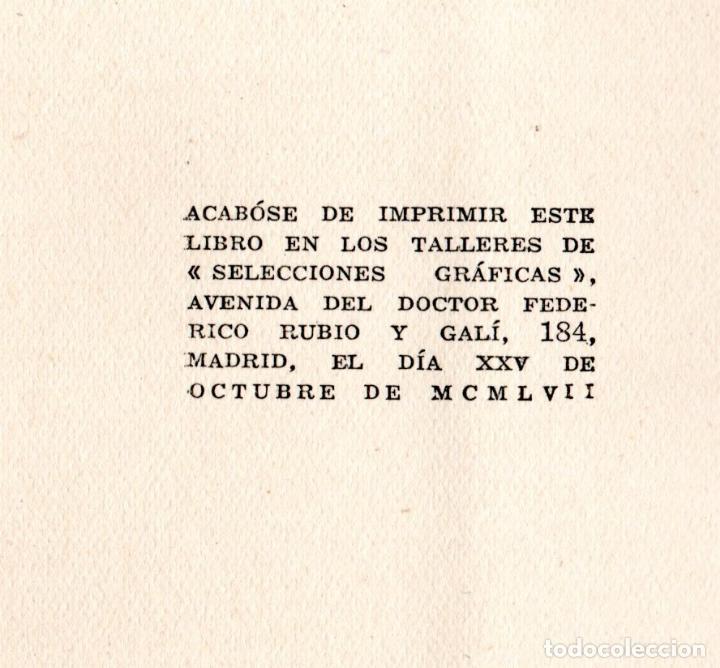 Libros de segunda mano: GONZALO TORRENTE BALLESTER :LOS GOZOS Y LAS SOMBRAS - 3 TOMOS (ARION, 1957-60-62) PRIMERA EDICIÓN - Foto 4 - 159765446