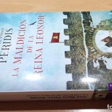 Libros de segunda mano: LA MALDICION DE LA REINA LEONOR - PÉREZ, JOSÉ MARÍA (PERIDIS). Lote 159776470