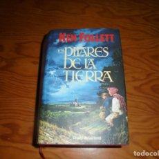 Libros de segunda mano: LOS PILARES DE LA TIERRA. KEN FOLLETT. CIRCULO DE LECTORES, 1998. Lote 160077166
