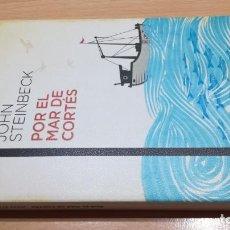 Libros de segunda mano: POR EL MAR DE CORTES/ JOHN STEINBECK/ AUSTRAL/ / F301. Lote 160299658