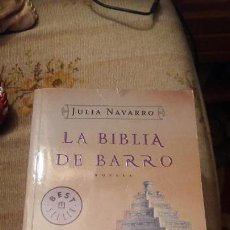 Libros de segunda mano - LA BIBLIA DE BARRO - EDICION DE BOLSILLO - 160413558