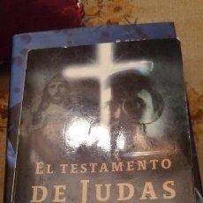 Libros de segunda mano: EL TESTAMENTO DE JUDAS - EDICION DE BOLSILLO. Lote 160414266