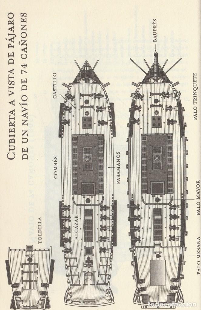 Libros de segunda mano: Cabo Trafalgar (edición de 2005), de Arturo Pérez-Reverte, editorial Alfaguara (Grupo Santillana). - Foto 8 - 160424438