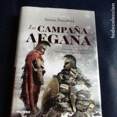Libros de segunda mano: LA CAMPAÑA AFGANA. STEVEN PRESSFIELD. Lote 160540538