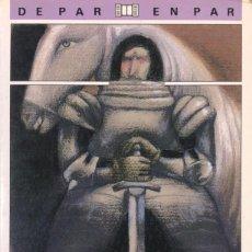Libros de segunda mano: EL CID, UN HEROE MEDIEVAL. JUAN A. MARRERO Y ABILIO FRAILE. SM. MADRID, 1990. PAGS 71.. Lote 161236130