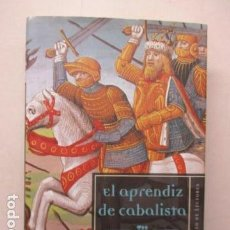 Livros em segunda mão: EL APRENDIZ DE CABALISTA - CÉSAR VIDAL - EDICIONES SIRUELA . Lote 162342250