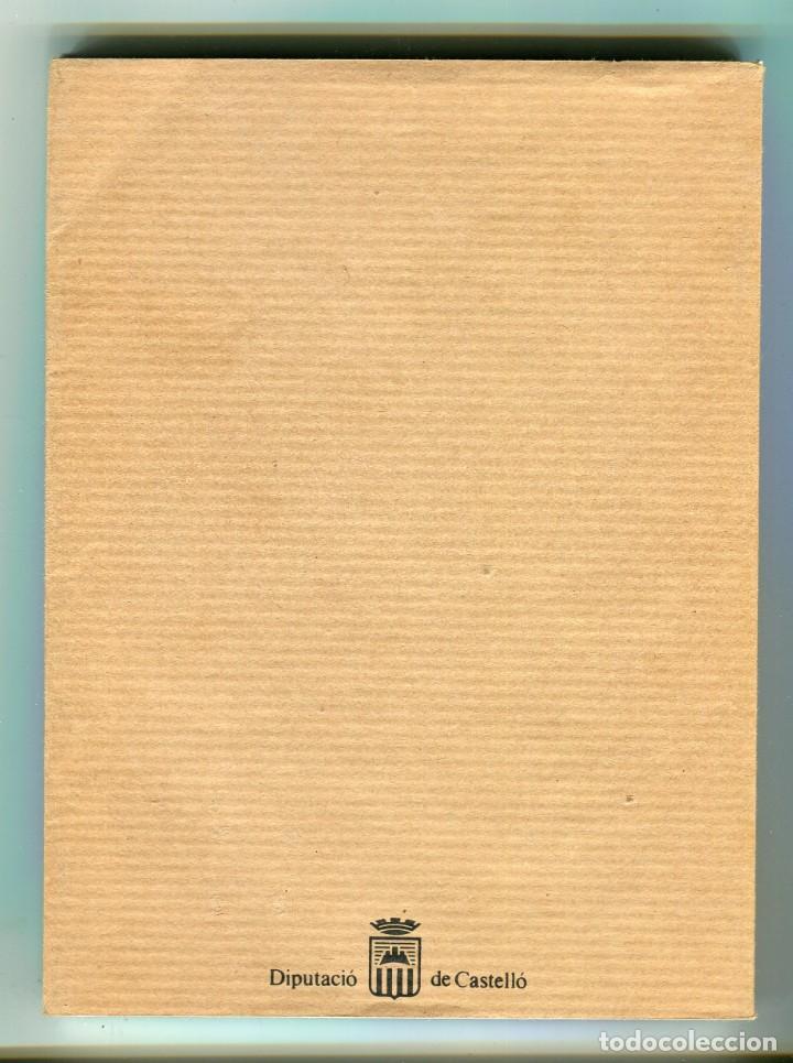 Libros de segunda mano: LES FESTES DE BENASSAL - CARLES SALVADOR- EDITA DIPUTACIÓ DE CASTELLÓ - EN VALENCIÀ ANY 1952 - Foto 3 - 162853618