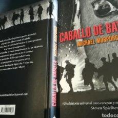 Libros de segunda mano: CABALLO DE BATALLA MORPURGO MICHAEL NOGUER TAPA DURA, 2011. Lote 163035716