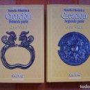 Libros de segunda mano: CREACIÓN. GORE VIDAL. 1ª Y 2ª PARTE (DOS TOMOS). NOVELA HISTÓRICA, SALVAT, 1994.. Lote 165087162